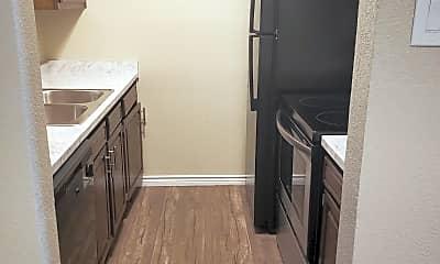 Kitchen, 6800 Camden Ln, 2