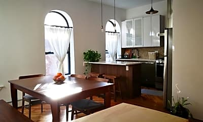 Dining Room, 1663 Lincoln Pl, 1