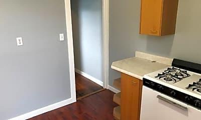 Kitchen, 436 Tehama St, 2