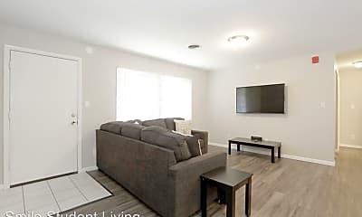 Living Room, 202 E White St, 1