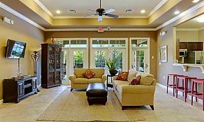 Living Room, Abita View Apartment Homes, 0
