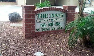 Plaza Pines Apartments, 1