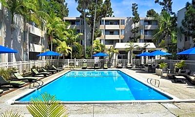 Pool, Los Arboles, 0