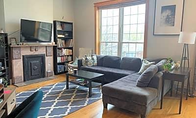 Living Room, 2051 W Ohio St, 0