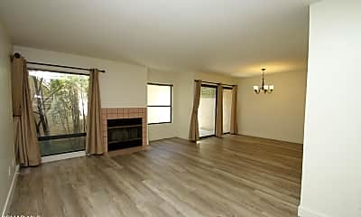 Living Room, 4271 Las Virgenes Rd 7, 1