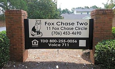 Fox Chase, 1