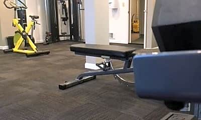 Fitness Weight Room, Evergreen on 47th 1111 47th Street SE, 2