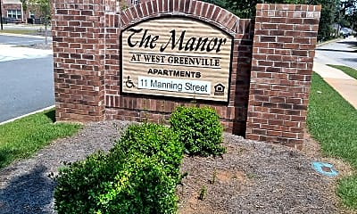 Manor at West Greenville Apartments, 1