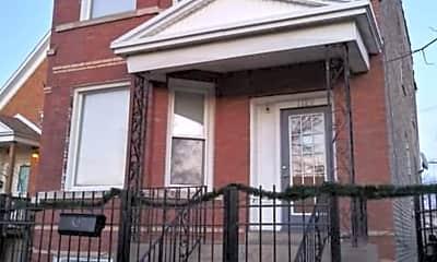 Building, 1129 N Homan Ave., 2