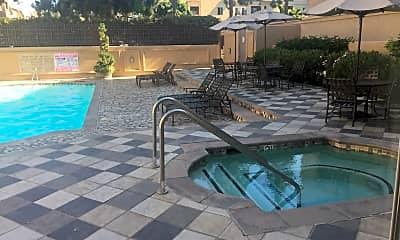 Pool, 3550 Lebon Dr, 2
