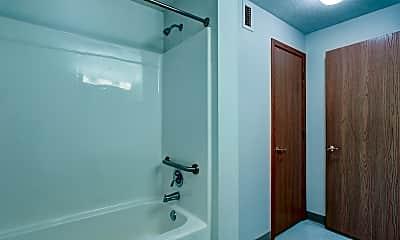 Bathroom, William Winpisinger Apartment, 2