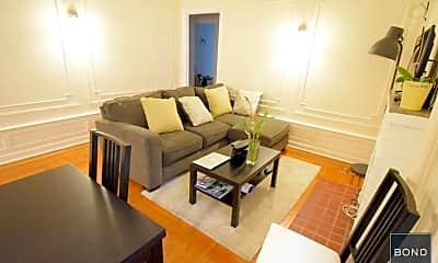 Living Room, 245 E 5th St, 0