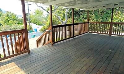 Patio / Deck, 221 Longview Ln, 2