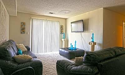 Living Room, Autumn Ridge, 1