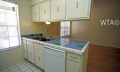 Kitchen, 109 And 203 W 39Th St, 1