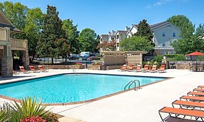 Pool, MAA Legacy Park, 1