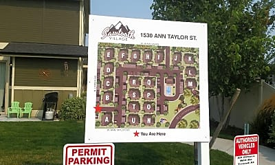 Sawtooth Village Apartments, 1