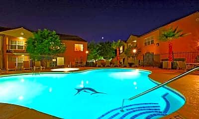 Pool, Las Norias, 0