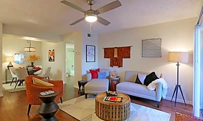 Living Room, Tradition At Palm Aire, 1