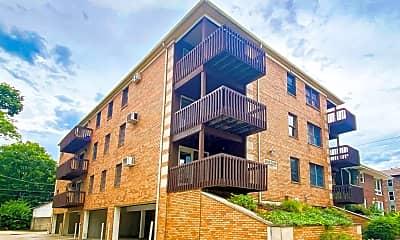 Building, 422 Vine St, 1