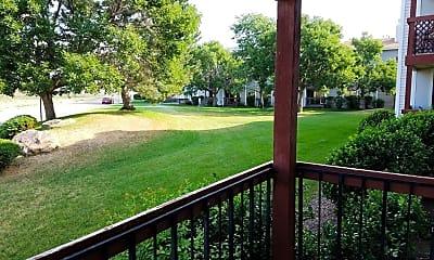 Patio / Deck, 8654 Decatur St, 1