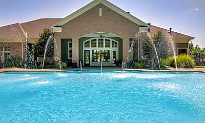 Pool, Preserve at Forest Creek, 0