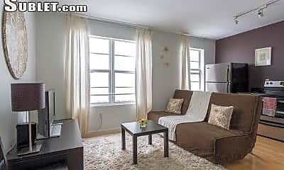 Living Room, 1512 Washington Ave, 1