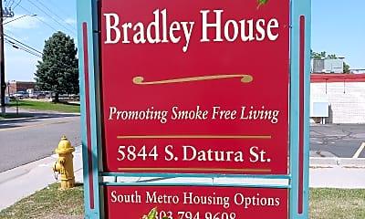 Bradley House, 1