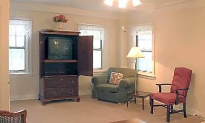 Living Room, The Alcazar, 1