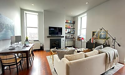 Living Room, 166 Montague St 4-C, 0