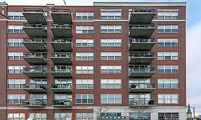 Building, 6 S Laflin St 720, 1