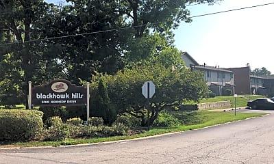 Blackhawk Hills Apartments, 1
