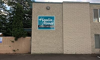 Hamlin Manor Apartments, 1