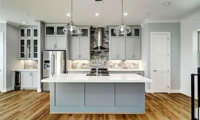 Kitchen, 5345 Larkin St, 1