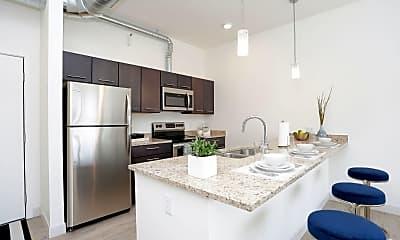 Kitchen, 601 West, 1