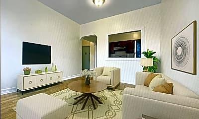 Living Room, 37-03 95th St, 1