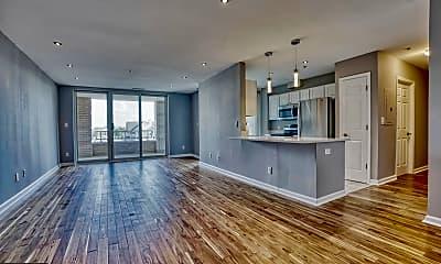 Living Room, 100 Harborview Dr 310, 1
