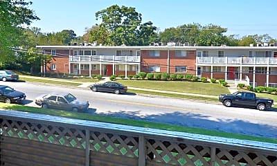 Patio / Deck, Eastdale Apartments, 0