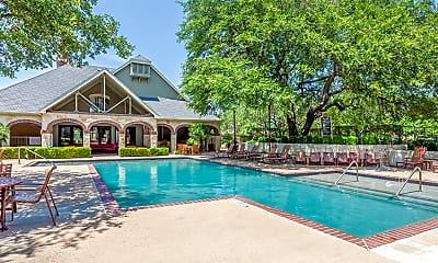 Pool, Legacy at Western Oaks, 1