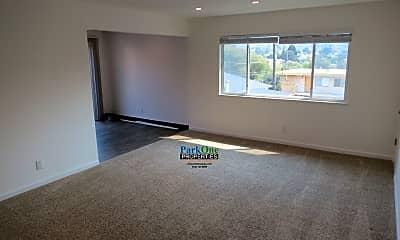 Living Room, 5616 El Dorado St, 1