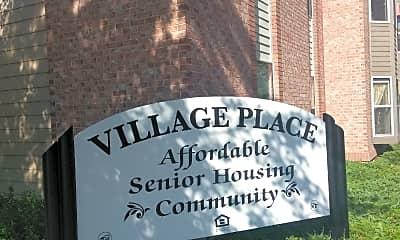 Village Place Apartments, 1