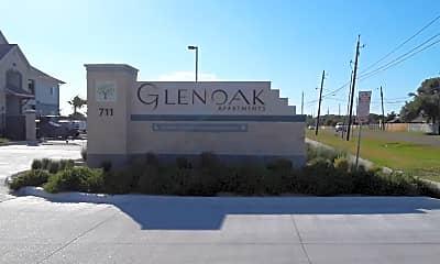 Glenoak Apartments, 1