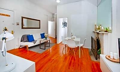 Living Room, 32 W 37th St, 0