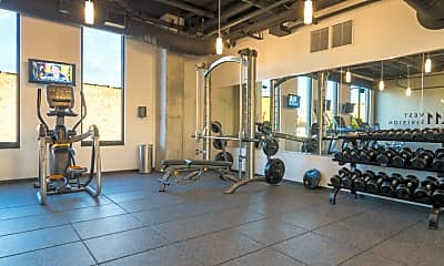 Fitness Weight Room, 1110 N Marshfield Ave, 2