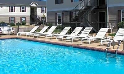 Pool, Reese Road Apartments, 0
