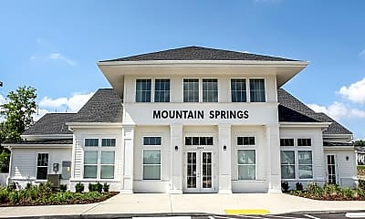 Building, 5056 Mountain Springs Road, 1