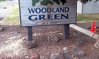 Woodland Green Apts, 1