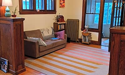 Living Room, 1636 Selby Ave, 0