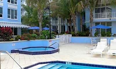 Pool, 701 SE 21st Ave 406, 1