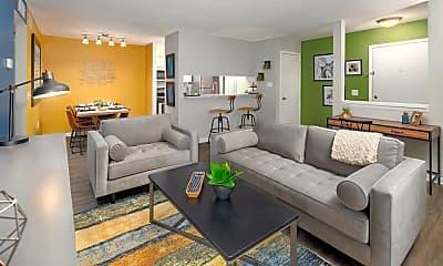 Living Room, ARIUM Lake Johnson, 1